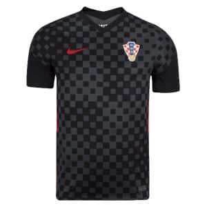 Camisa Oficial Croácia 20/21 Away Torcedor