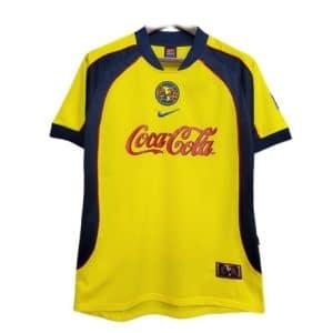 Camisa Retrô Club América 01/02 Home