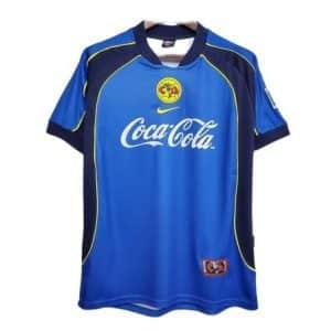Camisa Retrô Club América 01/02 Away