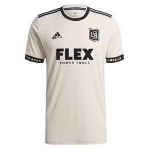 Camisa Oficial Los Angeles FC 2021 Away Torcedor