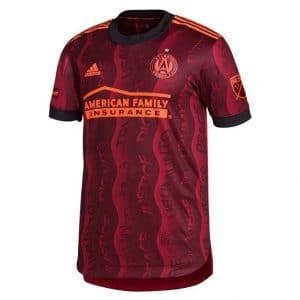 Camisa Oficial Atlanta United 2021 Third Torcedor