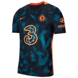 Camisa Oficial Chelsea 21/22 Third Torcedor