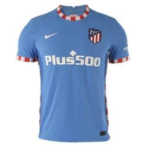 Camisa Oficial Atlético de Madri 21/22 Third Torcedor