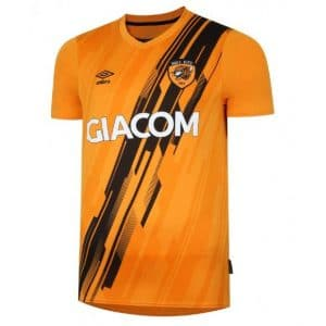 Camisa Oficial Hull City 21/22 Home Torcedor