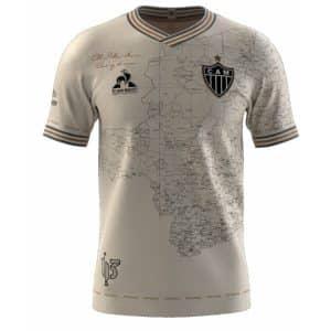 Camisa Oficial Atlético Mineiro Massa 113 Torcedor